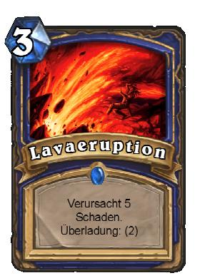 Lavaeruption
