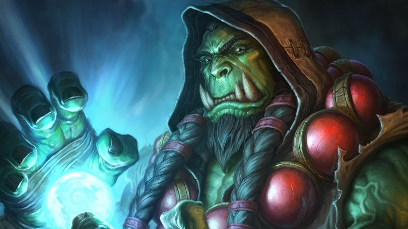 Hearthstone - Thrall Artwork
