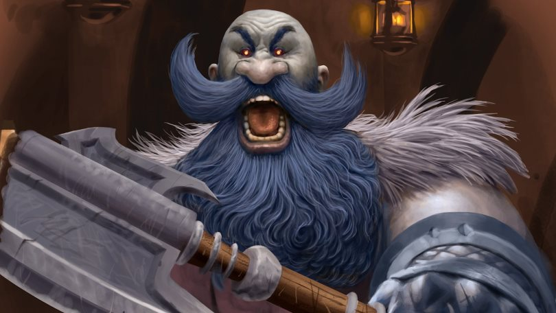 Hearthstone - Grimmiger Gast