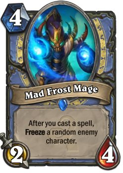Alte Götter - Mad Frost Mage