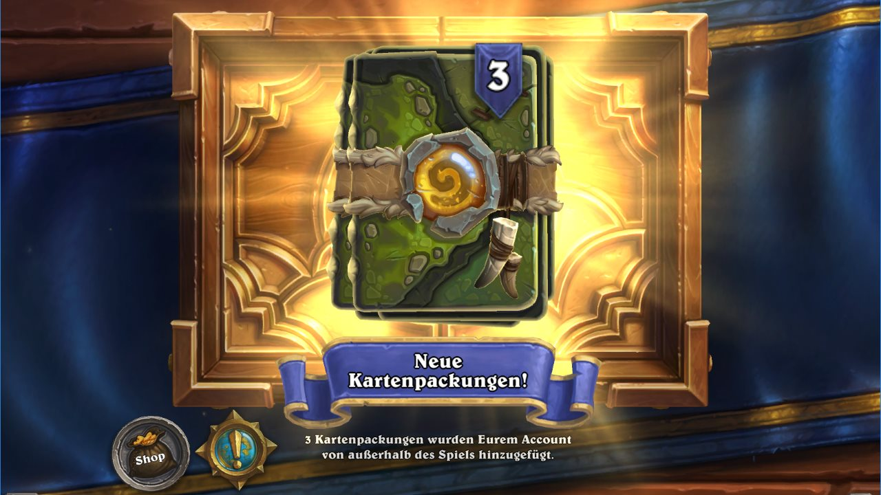 3 UnGoro Packs gratis Mai 2017